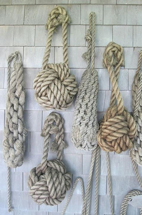 Rope Decor Inspiration