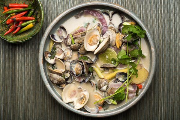 When It Comes to Clams, the More Broth, the Better - NYTimes.com