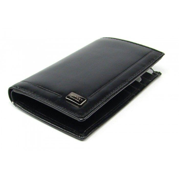 Luxusní pouzdro na karty - peněženky AHAL