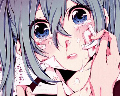 Vocaloid Rolling Girl Guro