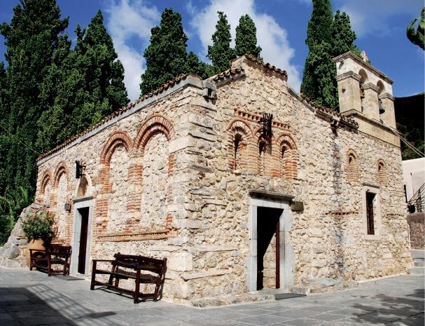 Κερά: Παναγία η Καρδιώτισσα  Kera: Holy Mary Kardiotissa    Crete