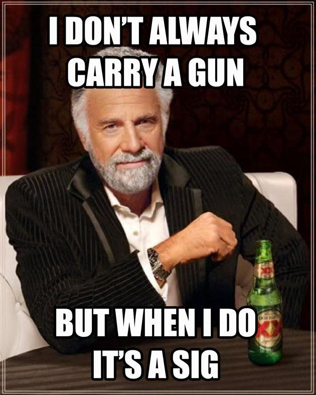 At the shooting range : SIG-Sauer SP2022, CZ 75 compact, Beretta 71, Glock 43, SIG P220 (P 75), SIG P210 (P 49)