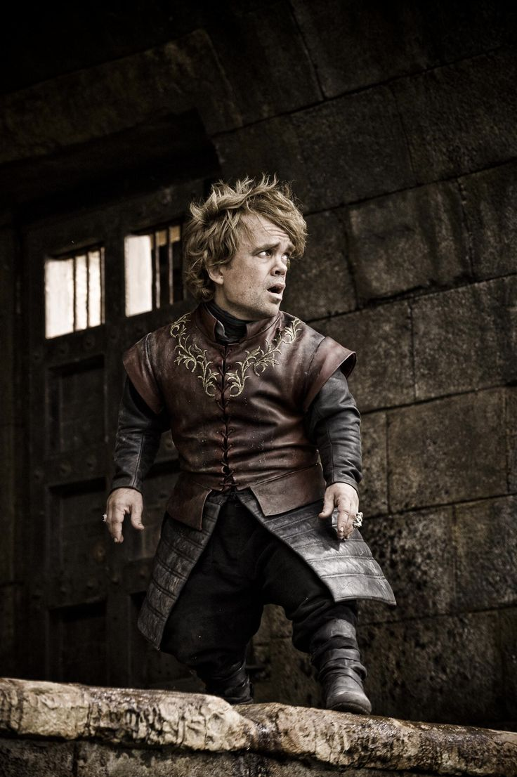 Tyrion Lannister - Game of Thrones, favorite part in the whole season