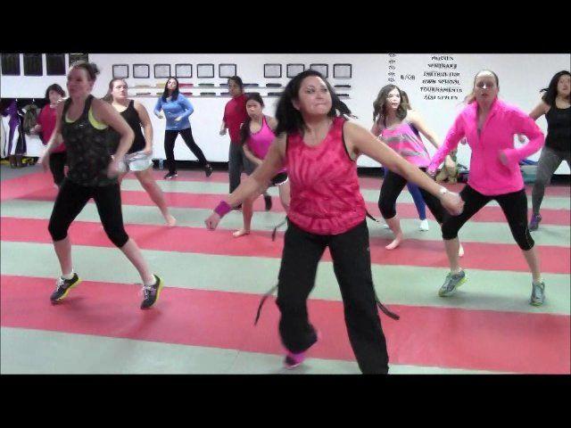 1 Hour Zumba - 2015 Feb - Kardio Kim Johnson on Vimeo