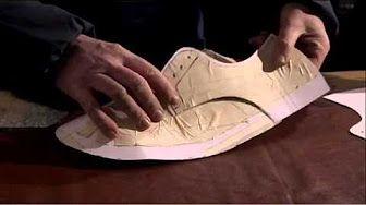 (5) Come Vengono Fatte Le Scarpe Di Louis Vuitton - YouTube