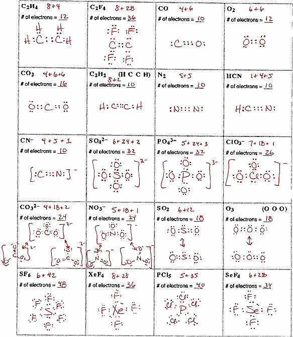 Lewis Structure Worksheet 1 Answer Key And Lewis Dot Diagram Worksheet Answers New Electron Dot Structu Number Patterns Worksheets Pattern Worksheet Worksheets