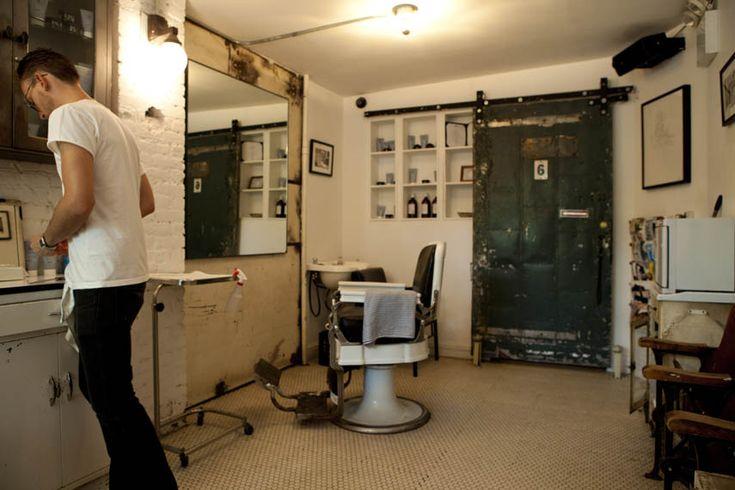 Barber Williamsburg : blind barber Barber Shop Pinterest