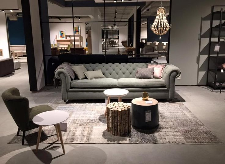 Chesterfield bij Top Interieur in Massenhoven en Izegem