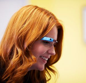 @Google #Glass #thefutureisnow @projectglass #ifIhadGlass #iphone is #history