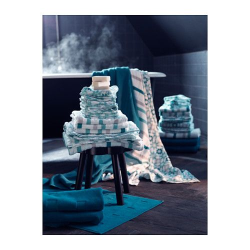 INGEBORG Ręcznik kąpielowy - 70x140 cm - IKEA