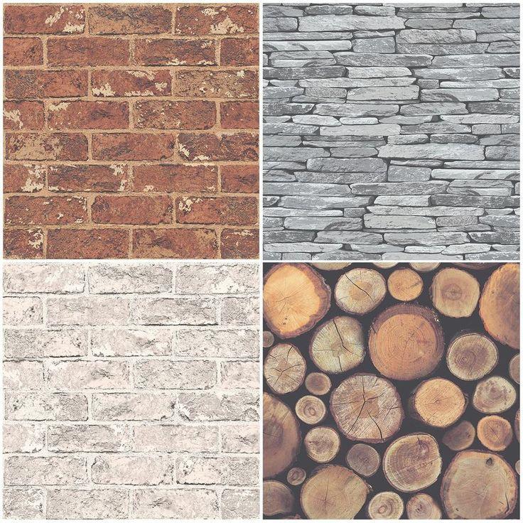 Best 25+ Wood Effect Wallpaper Ideas On Pinterest