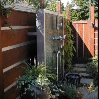 Amazing Outdoor Shower Would Be Perfect Outside Of My