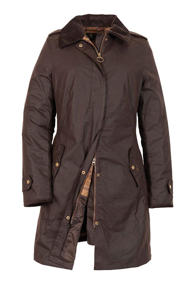Waxjas Malvern Coat Barbour. Online te koop of in onze 'Hunterstore' bij woonspeciaalzaak Country Life Style.