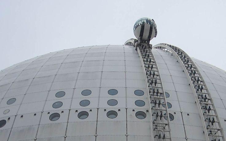Stockholm Tipps: Sehenswürdigkeit SkyView Globen Stockholm