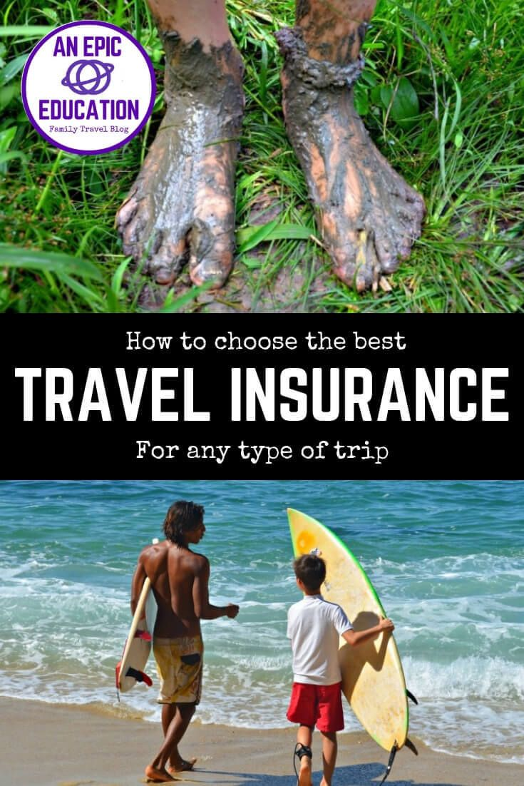 Choosing Travel Insurance Companies Tips For Family Travel