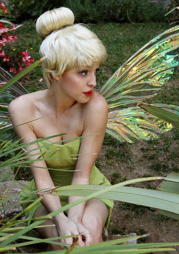 Tinkerbell Costume #disney #fairy #handmade