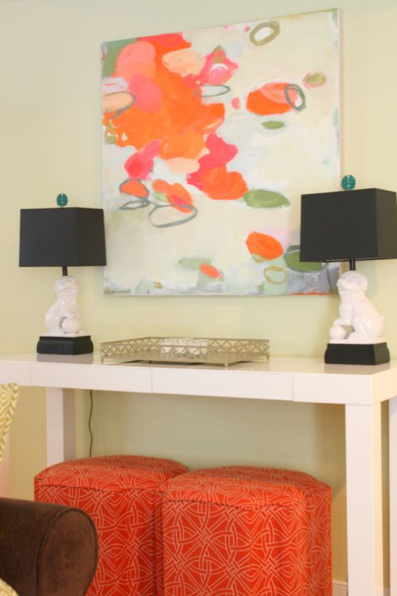 Best 20 Red Console Table Ideas On Pinterest Foyer