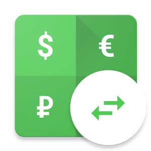 Flip Currency Converter Android Icon
