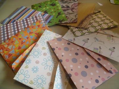 Envelopes Craft Paper
