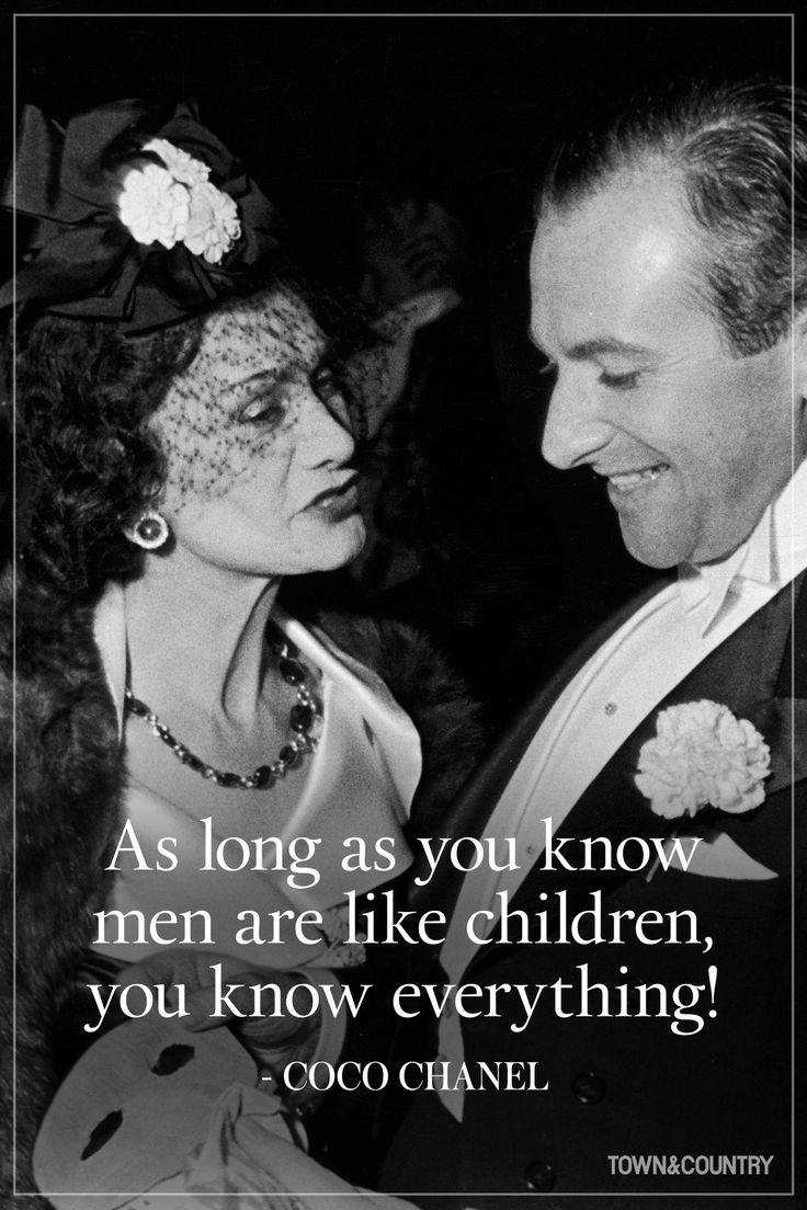 14+Coco+Chanel+Quotes+Every+Woman+Should+Live+By - TownandCountryMag.com