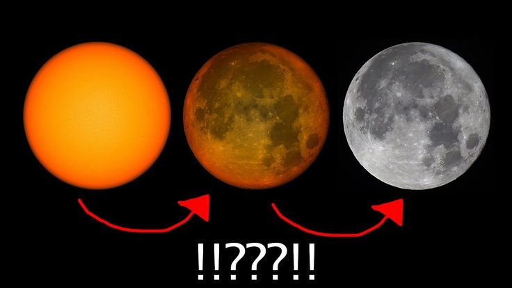 MIND BLOWING! THE MOON IS AN OLD MALFUNCTIONING SUN? - YouTube
