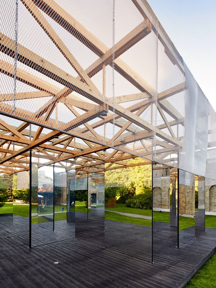 Gallery of The Dulwich Pavilion / IF_DO - 10