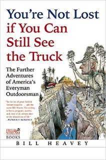 Canadian Bookworm: You're Not Lost If You Can Still See the Truck
