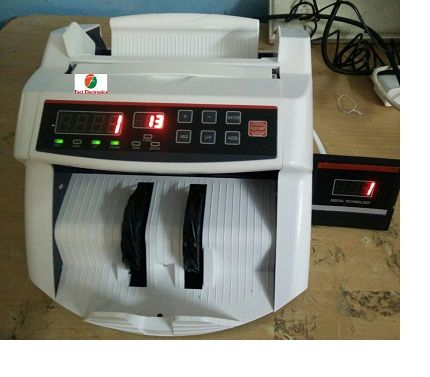 Cash Counting Machine in Hyderabad Range starts from 5500/- fact Electronics Heavy duty machine Dealer in Hyderabad, Fake note Detactor, Accura.