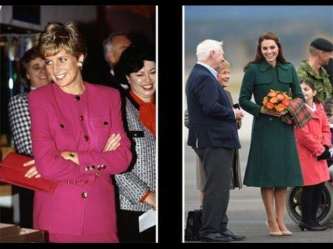 PRINCESS DIANA'S PERSONAL DESIGNER DISAPPOINTING WITH KATE MIDDLETON FASHION STYLE