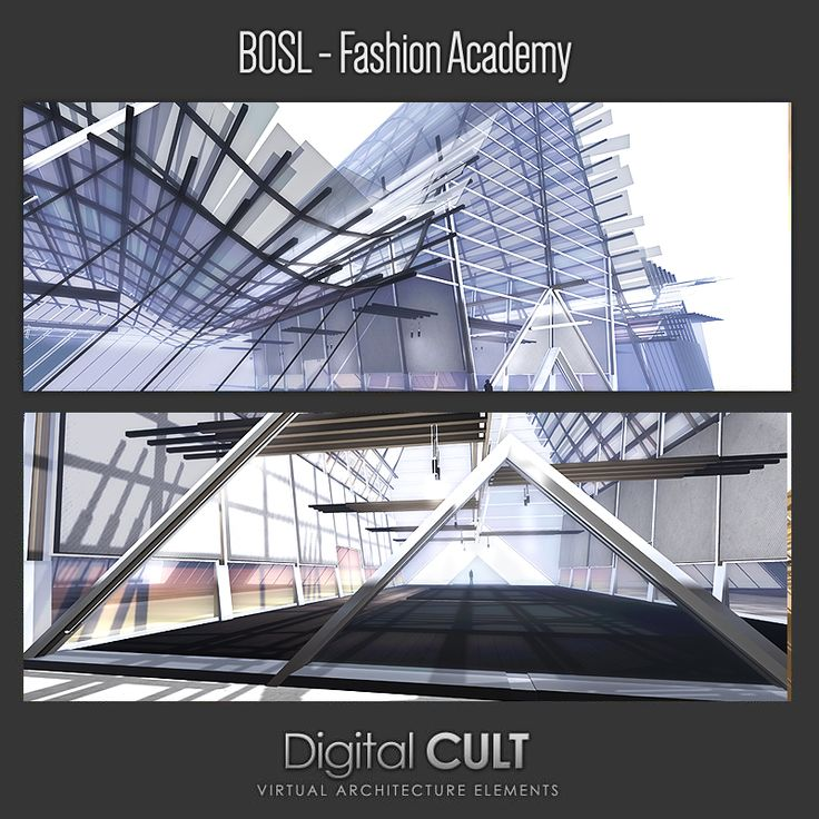 Custom Exclusive project for BOSL - the Fashion Academy