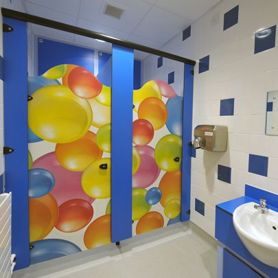 maxwoods fun and functional washrooms win a place at west london school