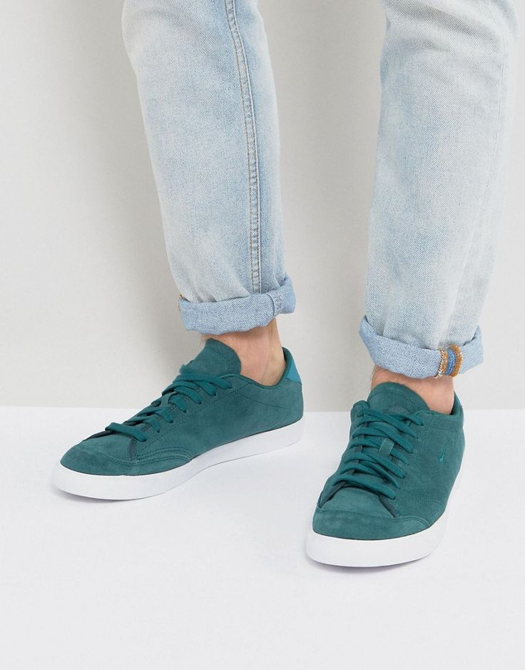 Get this Nike's sneakers now! Click for more details. Worldwide shipping. Nike All Court 2 Low Trainers In Green 875785-300 - Green: Trainers by Nike, Supplier code: 875785-300, Suede upper, Lace-up fastening, Padded cuff, Nike branding to heel, Nike Swoosh logo, Chunky sole, Moulded tread, Wipe with a damp sponge, 100% Real Leather Upper. Back in 1971 Blue Ribbons Sports introduced the concept of the Greek Goddess of Victory - Nike. Founded a year later in 1972, Nike have a long and…