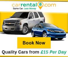 Get latest Car Rental 8 Coupons and Deals to have cheap rates for Car Rental Service at CarRental8.com.