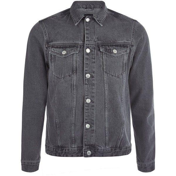 17 Best ideas about Grey Denim Jacket on Pinterest | Black denim ...