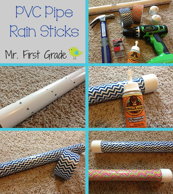 17 best images about gourd rainsticks on pinterest for Easy rain stick craft