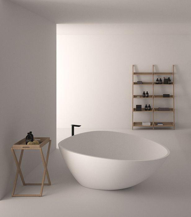 Agape - Products - Bathtubs - Drop
