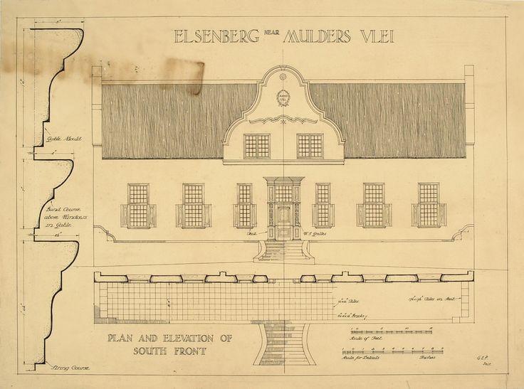 511 best cape dutch architecture images on pinterest cape dutch