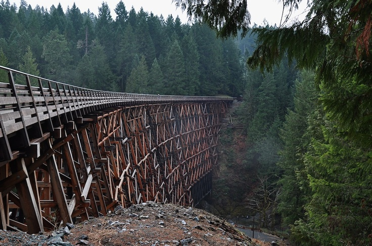 The Kinsol Trestle