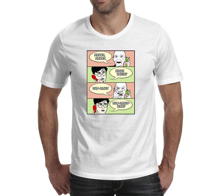 Koszulka z nadrukiem Harry Potter 35 Toxic Shirts - Warszaa