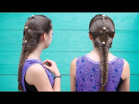 398 best Cute Girls Hairstyles {Videos} images on Pinterest ...