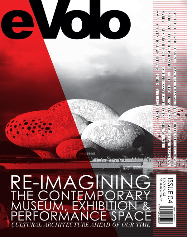 evolo magazine is known as an architectural design journal focused on two issues which are the - Architectural Designs Magazine