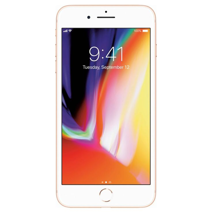 Apple iPhone 8 Plus 64GB Unlocked GSM/Cdma Phone w/ 12MP Camera #8P-64GB-GLD