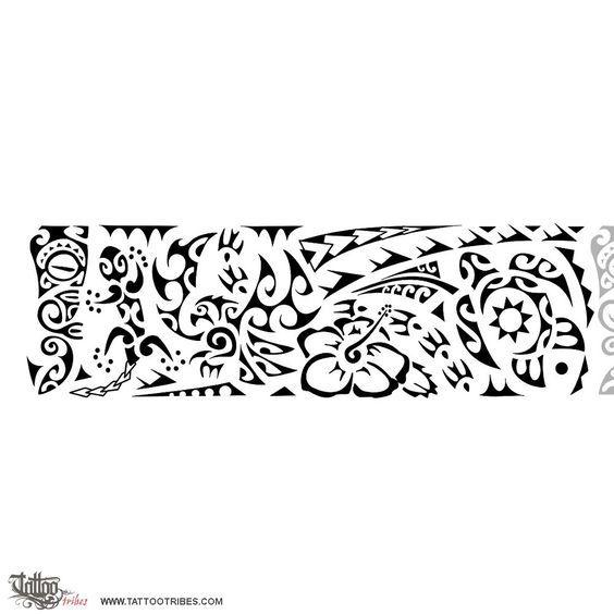 Tatuaggio di Bracciale, Legami tattoo - custom tattoo designs on TattooTribes.com