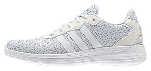 adidas NEO Damen Sneaker Cloudfoam Speed ftwr white/ftwr white/blue zest s13 40 2/3 - http://on-line-kaufen.de/adidas-neo-10/40-2-3-eu-adidas-neo-damen-sneaker-cloudfoam-speed-2