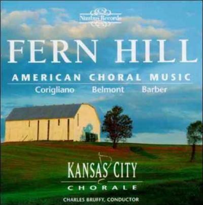 Precision Series Bruffy/Kansas City C - Fern Hill: American Choral Works, Pink