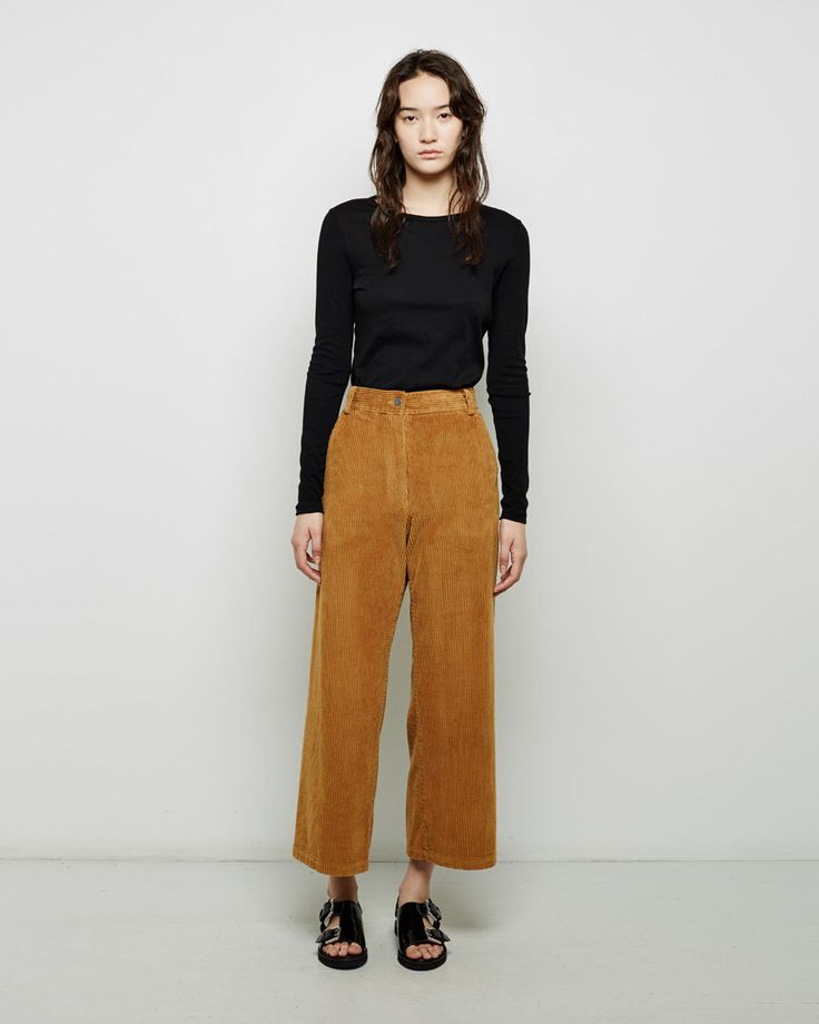 RACHEL COMEY | Bishop Trouser | Shop at La Garçonne