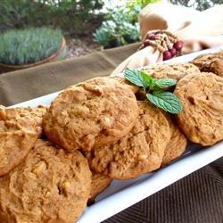 Butterscotch Gingerbread Cookies Allrecipes.com