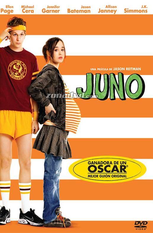 JUNO (2007) Jason Reitman. La Juno ha agafat una drecera cap a l'edat adulta en forma d'embaràs no desitjat. La seva feina serà trobar uns pares ben desitjables.  #cinema #cinemaimes #joves. Disponible a: http://elmeuargus.biblioteques.gencat.cat/record=b1459904~S125*cat