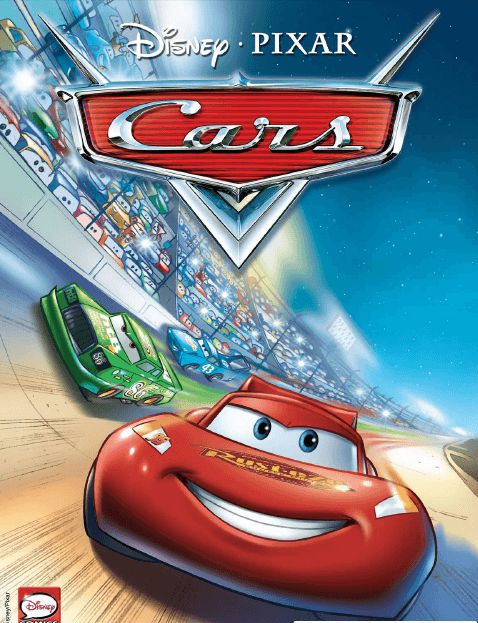 Cars. Комиксы на английском языке