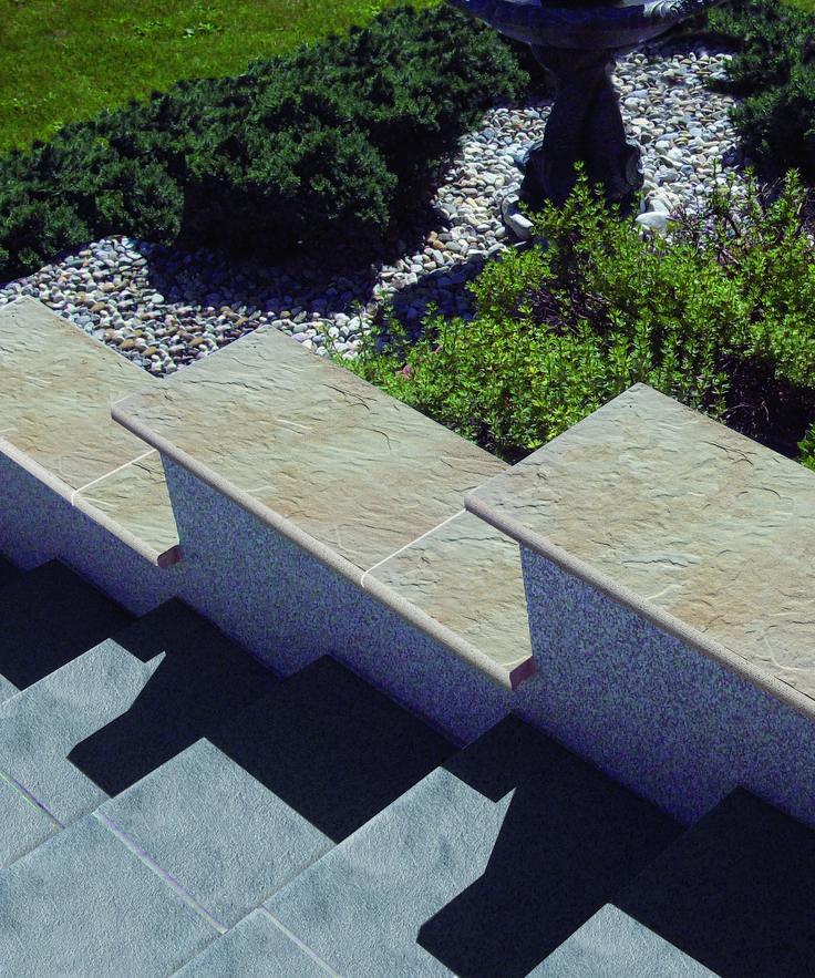 4f8cd7b671ea07 Häusler  Abdeckplatte aus Sandstein. Zarte Strukturen und gefühlvolle  Marmorierungen. Sandstein wie aus der
